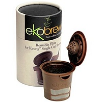 ekobrew filter for keurig k-cup coffee brewers