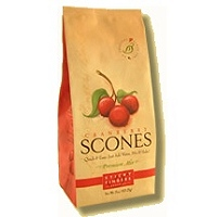 cranberry ornage scones
