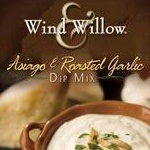 Asiago & Roasted Garlic Dip