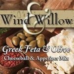 greek feta olive cheeseball mix