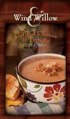 grilled cheese and tomato Soup Mix