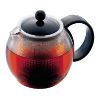 bodumn glass teapot