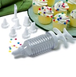 cupcake decorator and injector